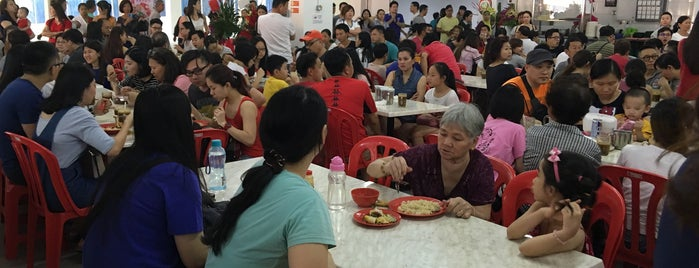 Ah Weng Koh Hainan Tea (阿荣哥海南茶档) is one of Lieux qui ont plu à See Lok.