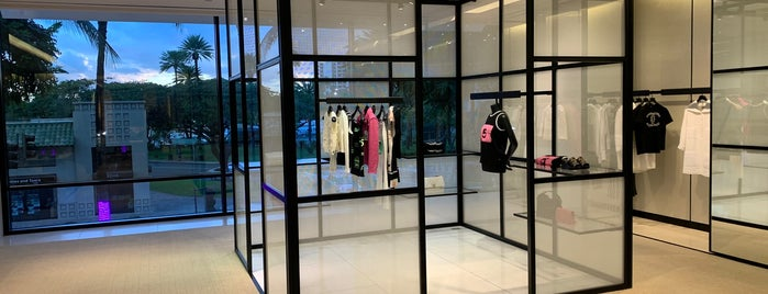 Chanel Boutique is one of Hawaii Omiyage.