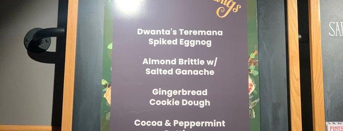 Salt & Straw is one of Seattle: Ice Cream/Dessert.