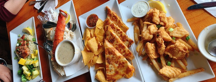 Gold Rush Bistro is one of Alaska trip.