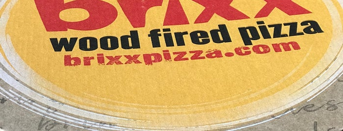 Brixx Wood Fired Pizza is one of Cinci Work Food.
