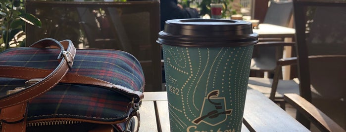 Caribou Coffee is one of Locais curtidos por Bahar.