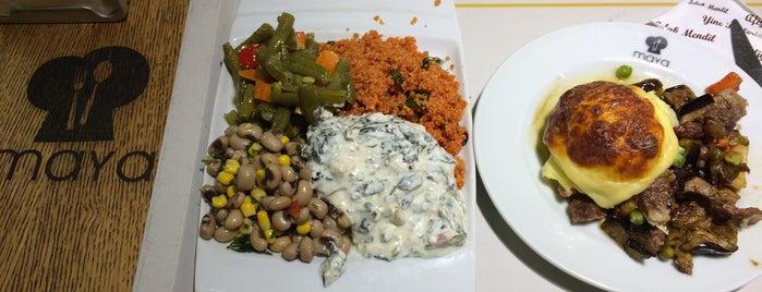 Maya Lokanta is one of Nişantaşı'nda Öğle Yemeği Arası.