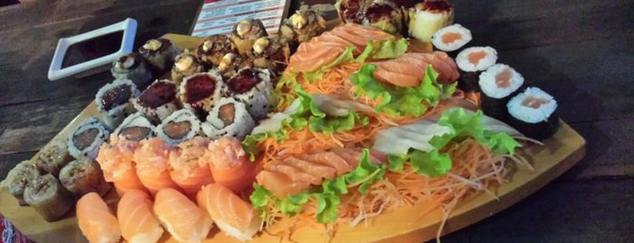 Kyuden Sushi is one of VAMOS LA.....