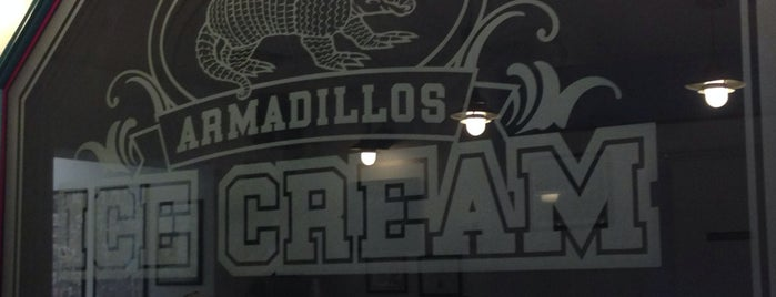 Armadillos Ice Cream Shoppe is one of Rapid City.