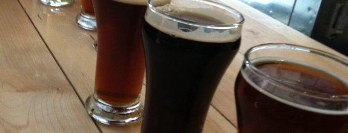 Ahnapee Brewery is one of Door County.
