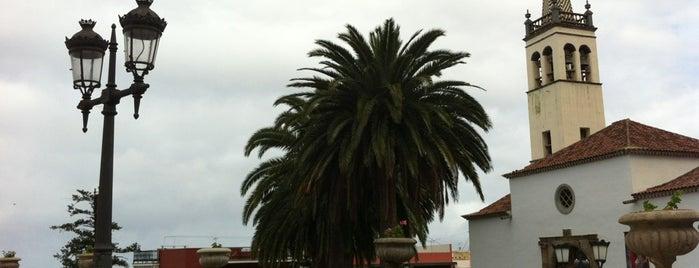 Los Realejos is one of Islas Canarias: Tenerife.