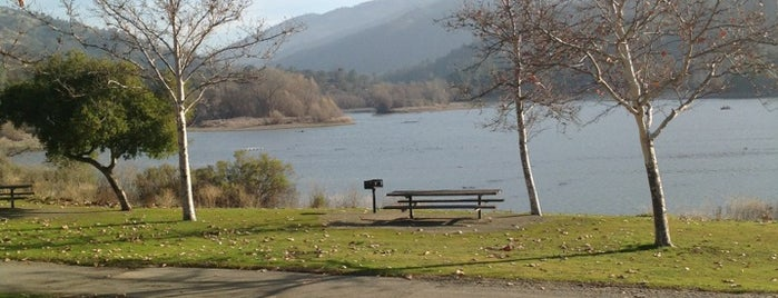 Del Valle Regional Park is one of East Bay faves.