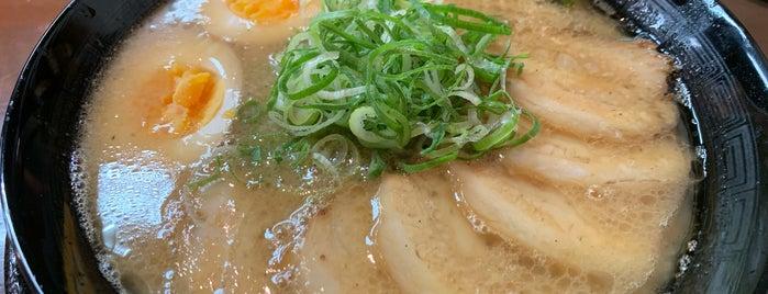 いちにぃさん is one of 沿線ラーメン味くらべ2016参加店.