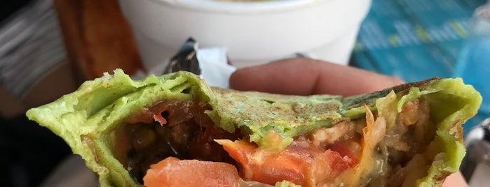 The Surfin Burrito is one of สถานที่ที่ Stanislav ถูกใจ.