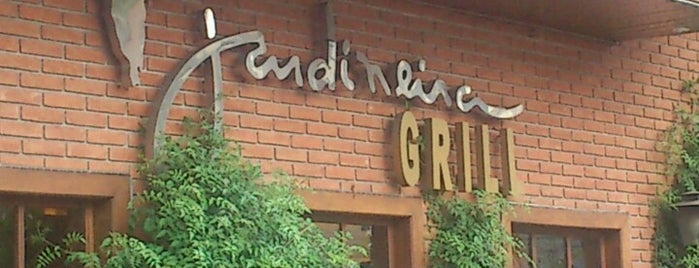 Jardineira Grill is one of Restaurantes.