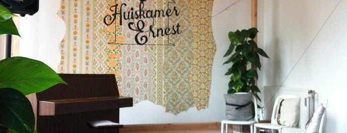 Huiskamer Ernest is one of My Gent Best.