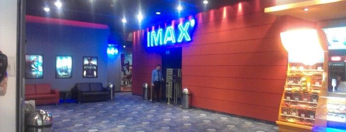 IMAX is one of Posti che sono piaciuti a George.