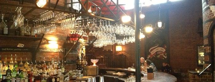 The Rookwood Bar & Restaurant is one of Cincinnati: An Indie-ish Guide.