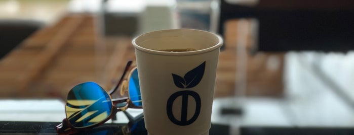 Omazé Coffee is one of SWEET.