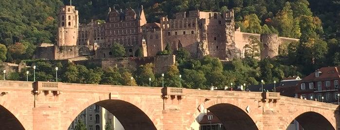 Karl-Theodor-Brücke (Alte Brücke) is one of Heidelberg!.