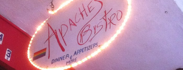 Apache Martini Bar & More is one of Day Tripper.