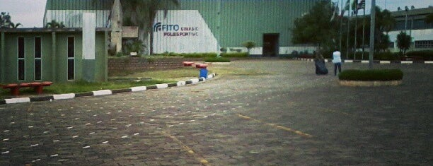 FITO - Unidade I is one of Tempat yang Disukai Jair Araújo.