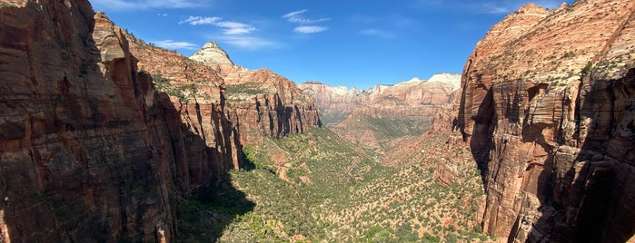 Canyon Overlook Trail is one of Utah.