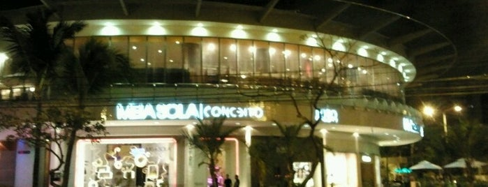Varanda Mall is one of Compras.
