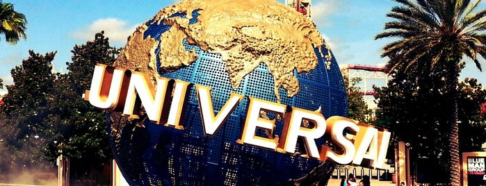 Universal Studios Florida is one of M. : понравившиеся места.