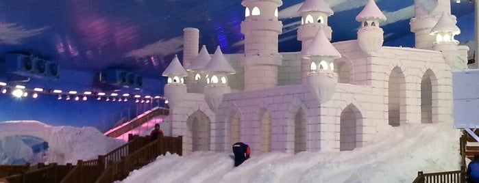 Snowland is one of Gramado.