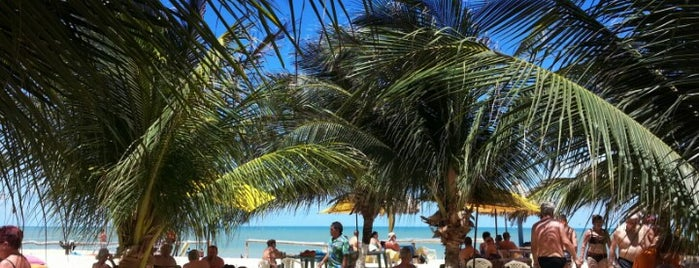 Barraca Cumbuco Beach is one of Icaraí.