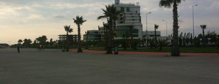 Prezident Adamkus Boulevard | პრეზიდენტ ადამკუსის სახელობის ბულვარი is one of Yunus : понравившиеся места.