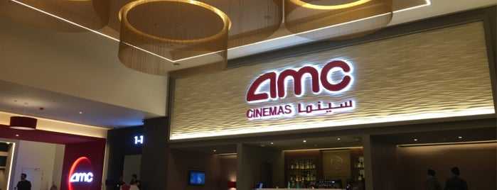 AMC Cinemas is one of MVi.