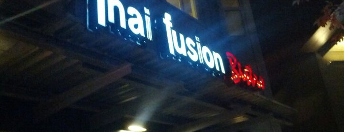 Thai Fusion Bistro is one of Tempat yang Disukai Kalyan.