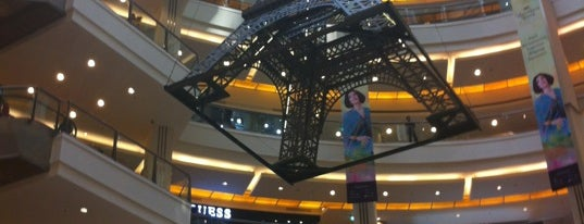 Pacific Place is one of Indonesia.