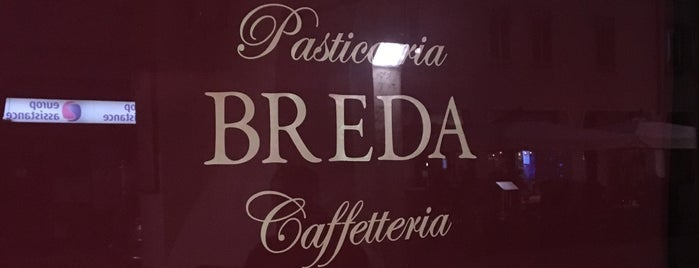 Pasticceria Breda is one of Veneto best places 2nd part.