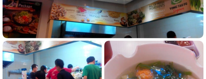 Yong tau fu kelapa gading 3 is one of Salliさんのお気に入りスポット.