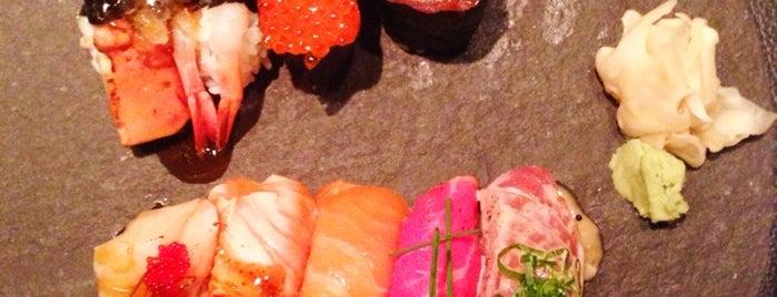 Sticks'n'Sushi is one of Copenhagen Food.