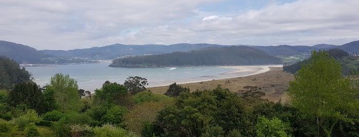 Praia de Vilarrube is one of To do's Viveiro.