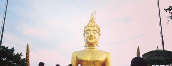 Big Buddha Mountain is one of Thaïlande.