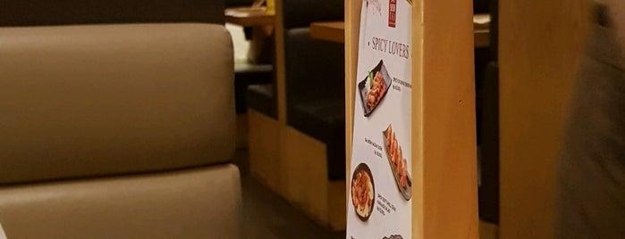Sushi Tei is one of Lugares favoritos de rudy.