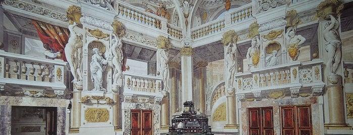 Museo degli Argenti is one of LE GALLERIE D'ARTE FIORENTINE.