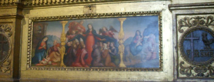 Museo del Bigallo is one of FLORENCE AND THE PLACES OF FAITH.
