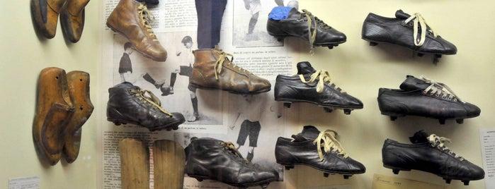 Museo del Calcio is one of A FIRENZE CON I BAMBINI.