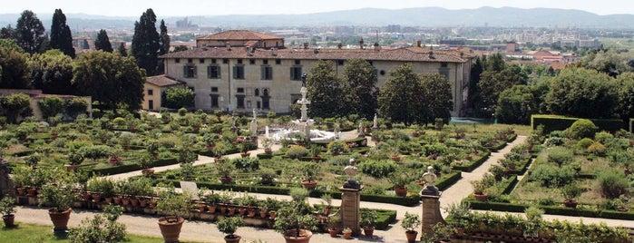 Villa Medicea di Castello is one of FIRENZE, LE SUE VILLE E I SUOI GIARDINI.