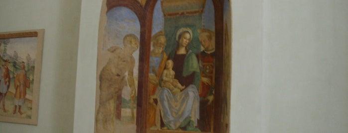 Cenacolo di Fuligno is one of LE GALLERIE D'ARTE FIORENTINE.