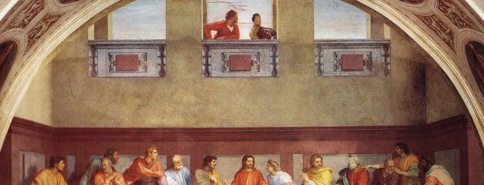 Museo del Cenacolo di Andrea del Sarto is one of LE GALLERIE D'ARTE FIORENTINE.