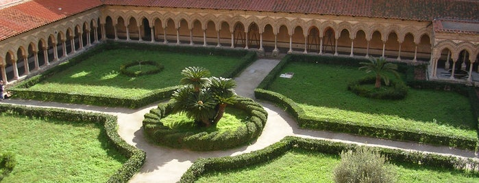 Chiostro dello scalzo is one of FLORENCE AND THE PLACES OF FAITH.