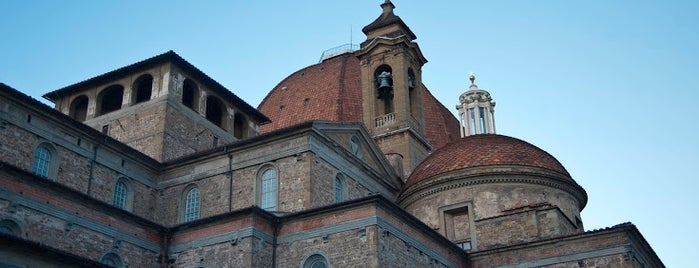 Cappelle Medicee is one of FLORENCE AND THE PLACES OF FAITH.