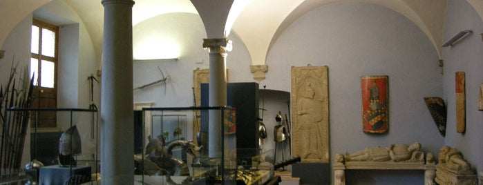 Museo Stefano Bardini is one of LE GALLERIE D'ARTE FIORENTINE.