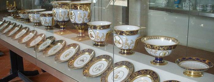 Museo delle Porcellane is one of LE GALLERIE D'ARTE FIORENTINE.