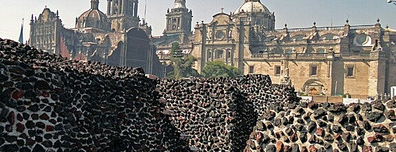 Museo del Templo Mayor is one of 101 Mexico City musts!.