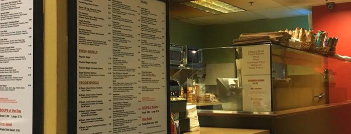Marie's Coffee & Deli is one of Tempat yang Disukai Dan.