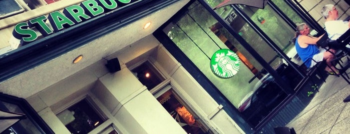 Starbucks is one of food,drink and more.